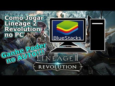 Lineage 2 Revolution: Como jogar no PC! E GANHAR PODER!!! Códice de Monstro - Omega Play