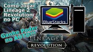 Lineage 2 Revolution : Como Jogar No PC! E GANHAR PODER!!! Códice de Monstro - Omega Play