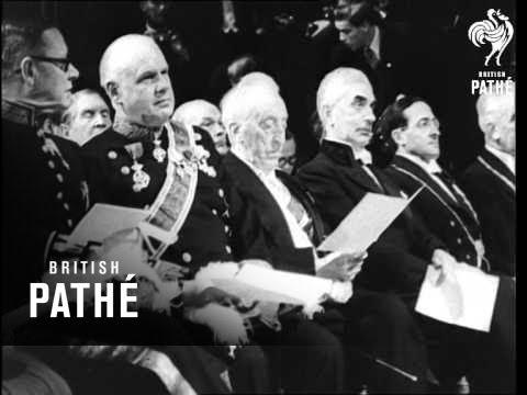 Churchill In Denmark (1950)