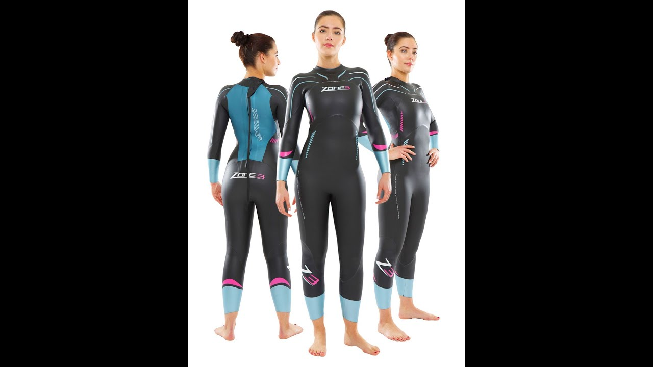 451db13caa3 Zone3 Vision Women s Wetsuit - Presented by SwimShop - YouTube