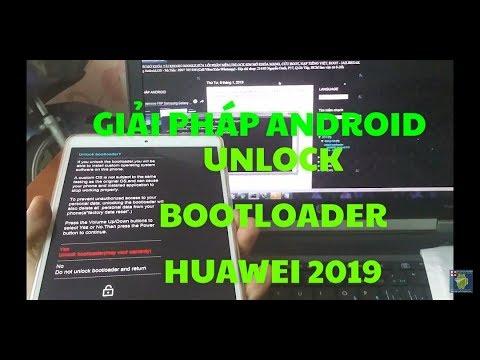 Huawei Y9 2019 Unlock Bootloader