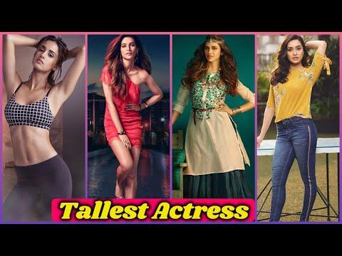 10 Tallest Actresses of Bollywood | Deepika Padukone, Kriti Sanon, Ananya Panday, Katrina Kaif,Sonam