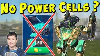 5 Playstyles That DONT Need Power Cells No Active Modules War Robots WR