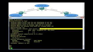 Routing Information Protocol - RIP configuration example 2