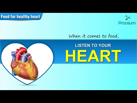 Foods For Healthy Heart Health tips