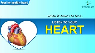 Foods For Healthy Heart - Health tips