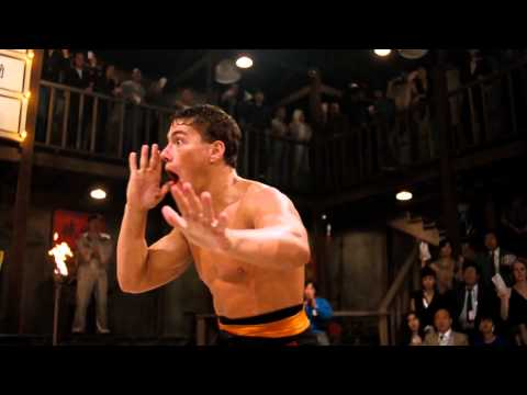 Jean Claude Van Damme vs Bolo Yeung in Bloodsport full fight HD