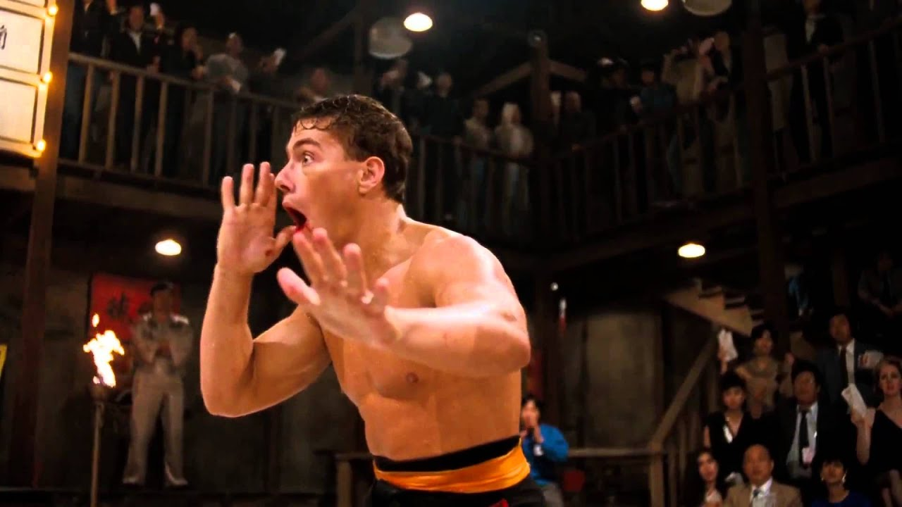 Download Jean Claude Van Damme vs Bolo Yeung in Bloodsport full fight HD