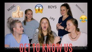 Get To Know Us | Better Together