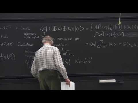 (2013-2014)04 - quantization of phi^4 theory, correlation functions