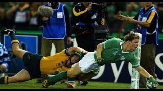 BRIAN O'DRISCOLL | Australia-Ireland second test preview with BOD