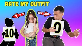 Boys RATE 5 Year Old OUTFITS 1-10 * Bad Idea * | Jancy Family