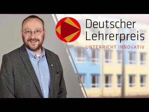 Deutscher Lehrerpreis 2017/2018 - THOMAS KOLITSCH -