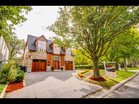 121 Horsham Ave. North York, On. M2N 2A1 / HD / Virtual Tour