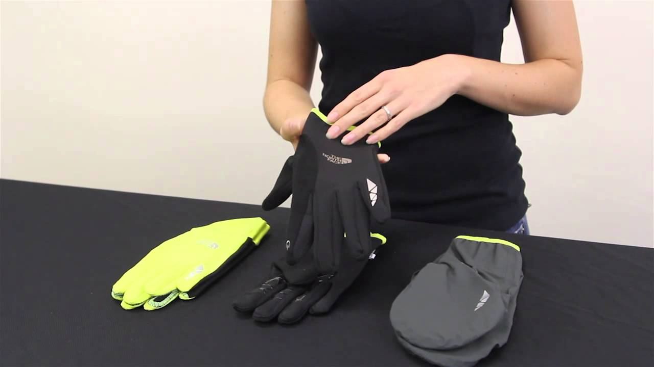 3a23a0a84 ACK Product Focus: The North Face Etip Layering Running Gloves