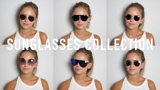 Sunglasses Collection | sunbeamsjess
