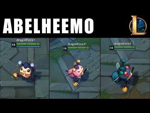 Abelheemo - Croma skin