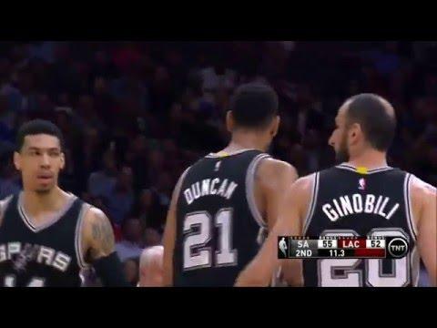San Antonio Spurs: Teamwork Reel HD