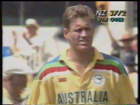 1992 Cricket World Cup - The Young Guns