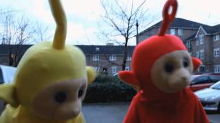 Teletubbie Dance - Get Hyper [FULL VERSION] HD