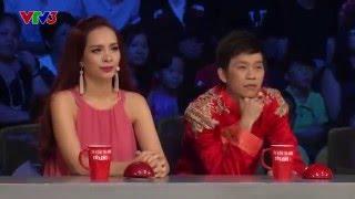 vietnams got talent 2014 - dem trinh dien  cong bo kq bk 7 - vu cat tuong