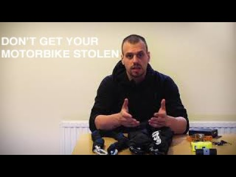 How to not get your motorbike stolen [2021 final guide]