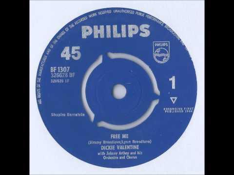 Dickie Valentine - Free Me