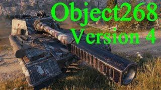 【WoT:Object 268 Version 4】ゆっくり実況でおくる戦車戦Part414 byアラモンド