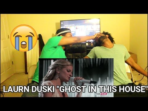 """The Voice 2017 Lauren Duski - Semifinals: """"Ghost in This House"""" (REACTION)"""
