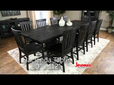 Jerome's Furniture Hacienda Dining Collection