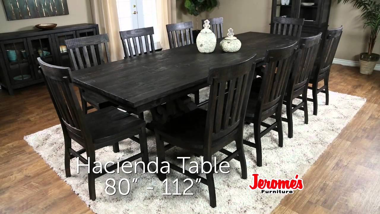 Exceptionnel Jeromeu0027s Furniture Hacienda Dining Collection