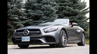 Mercedes-Benz AMG SL63 Review