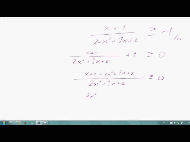 Felsőfok - Analízis - Összetett függvény képzése 2.