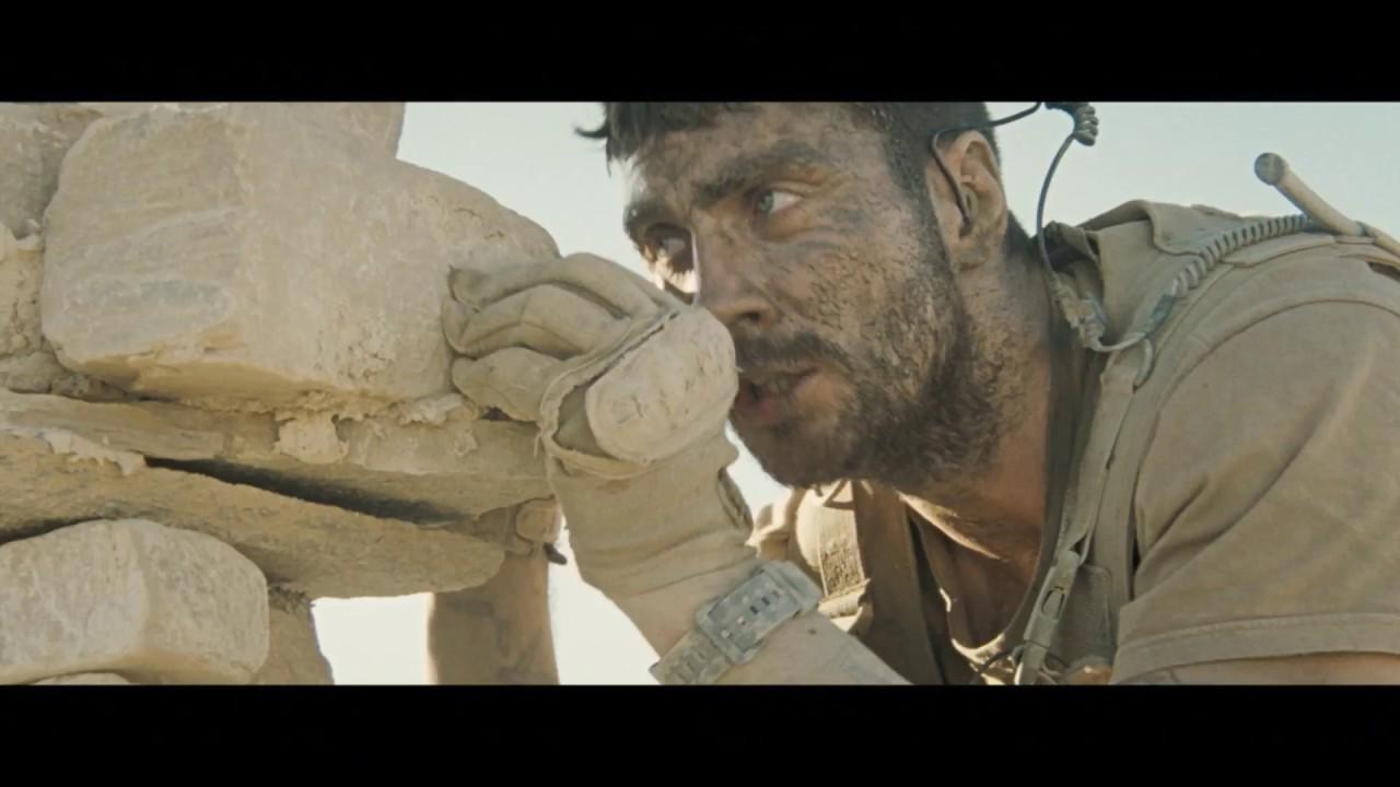 Ο Τοίχος (The Wall) Επίσημο Trailer FullHD