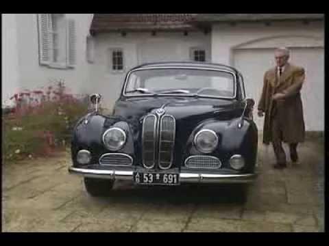 1954 to 1961 BMW 502 V8 - YouTube