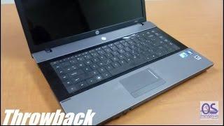 "Retro Throwback: HP 620 - 15.6"" Laptop PC"