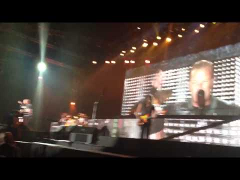 Metallica - Hit the Lights - Cape Town 24 April 2013