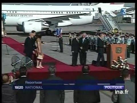 Visite D'Etat De Nicolas Sarkozy En Israël
