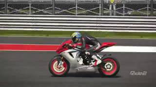 Ride 2 /// PS4 \\\ AMAZING RACE MV AGUSTA F3 675 MONZA GP