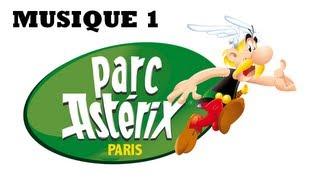 Gambar cover Musique Parc Astérix - 1