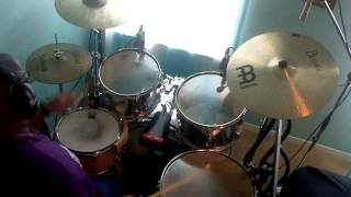 Donnie McClurkin - Days of Elijah (Drum Cover)