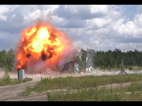Эксперимент: взрыв Малазийского Боинга