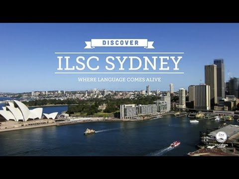 Learn English in Australia - Study at ILSC Sydney