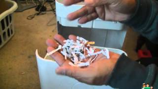 Royal PX1000MX 10-Sheet CD/Floppy Cross Cut Shredder  Extremely Late Review