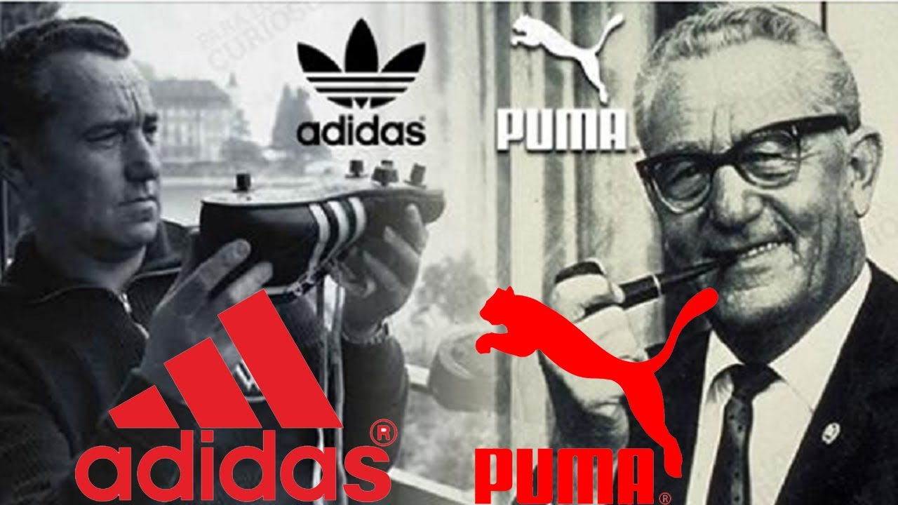 Adidas and Puma Were Created by Two German Brothers who Hated Each Other