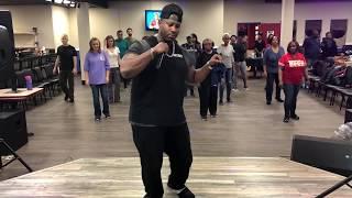 Trip Line Dance Instructional