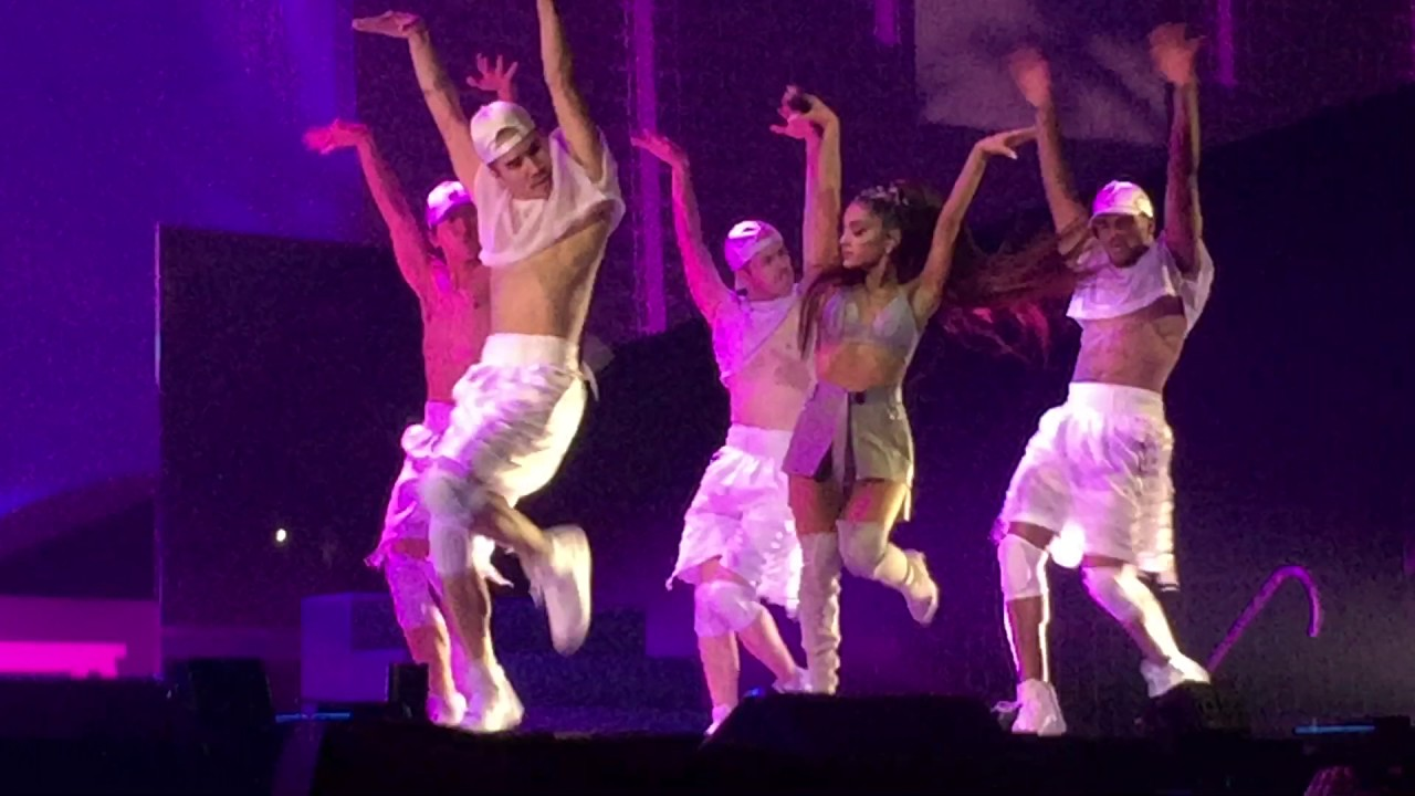 Side To Side Dangerous Woman Tour Cleveland