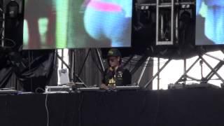 dj lolita en hip hop al parque 2014
