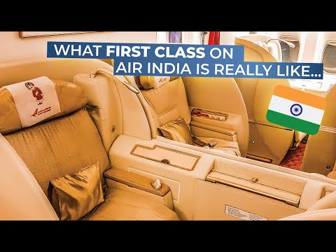 TRIPREPORT | Air India (FIRST CLASS) | Boeing 777-300ER | Delhi - Mumbai