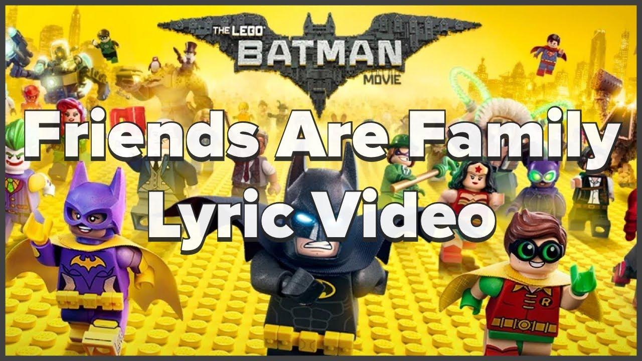 Lego Batman Movie Cast List